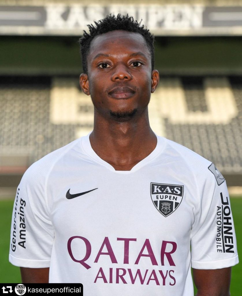 Emmanuel Adjei Sowah pens emotional farewell to Anderlecht after KAS Eupen switch