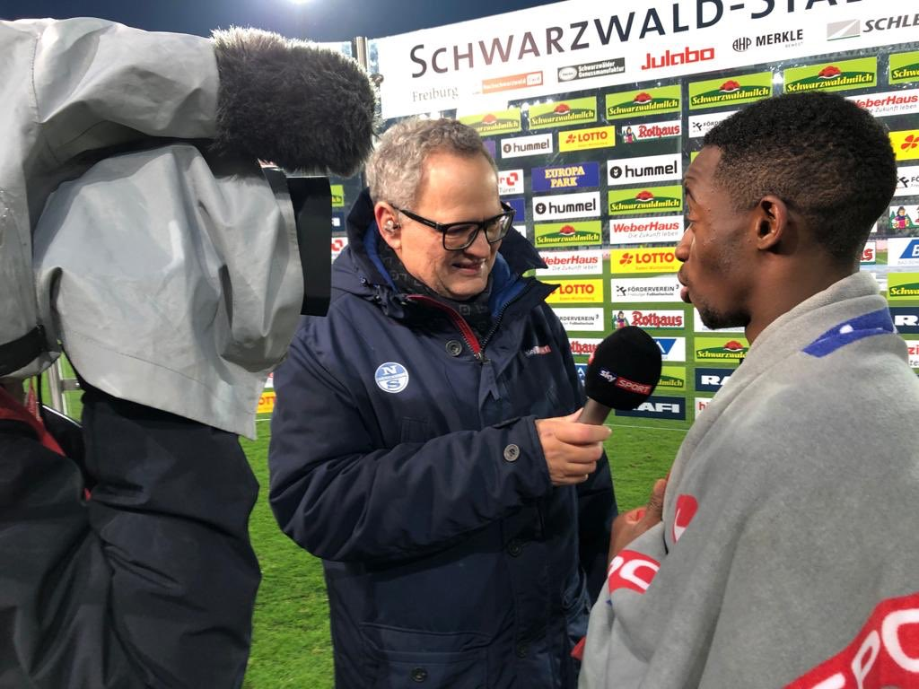 Ghana's Christopher Antwi-Adjei proud of SC Paderborn teammates after Freiburg victory