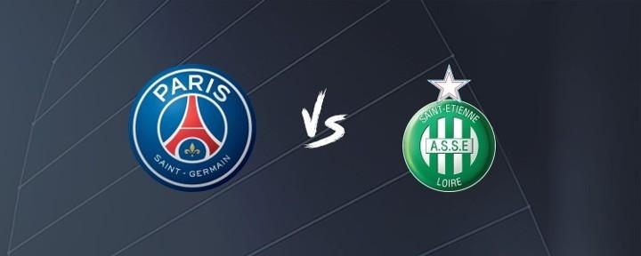PSG Vs Saint Etienne LINE UPS Neymar Mbappe U0026 Icardi