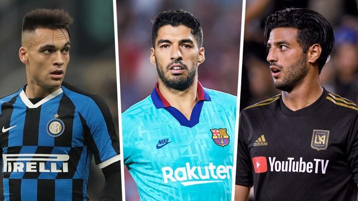 Barca consider Lautaro & Vela as Suarez injury alters January plans (Goal)