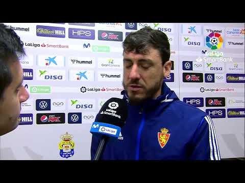 Rueda de prensa de Pepe Mel tras el UD Las Palmas vs Real Zaragoza