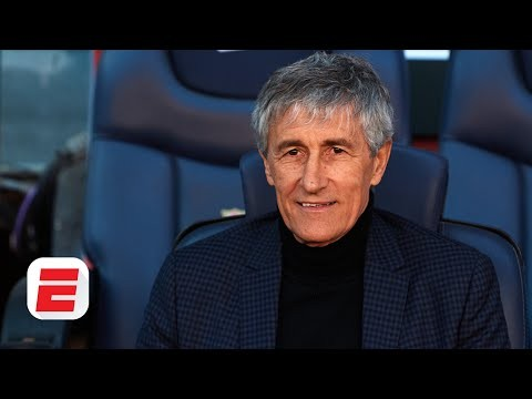 Can Quique Setien get Lionel Messi and Barcelona's stars to buy in?   La Liga