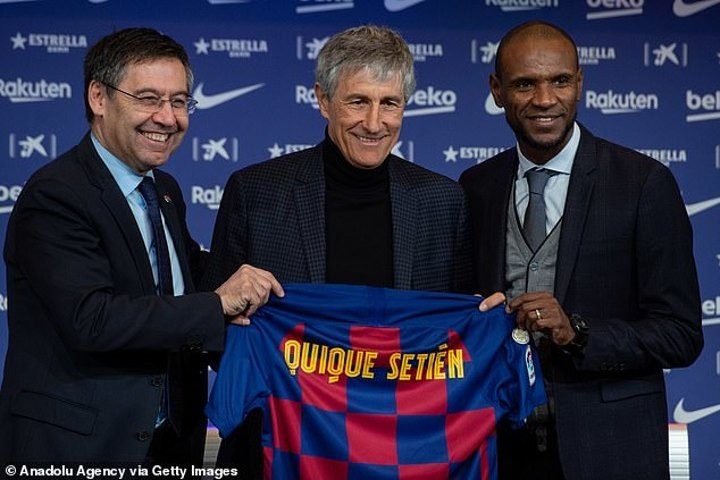 OPINION: Madrid emerge as the biggest winners from Setien's Barca appointment