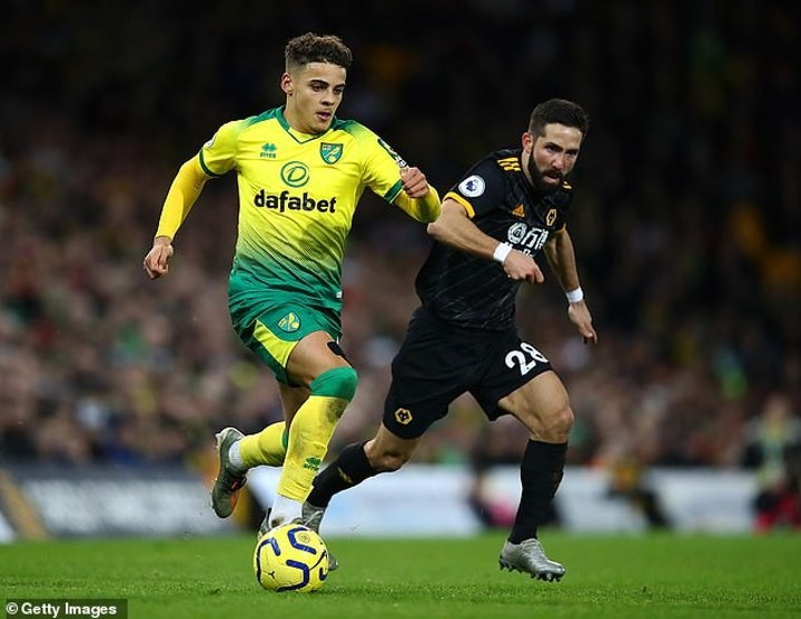 Tottenham 'calling Norwich every day' over availability of Max Aarons