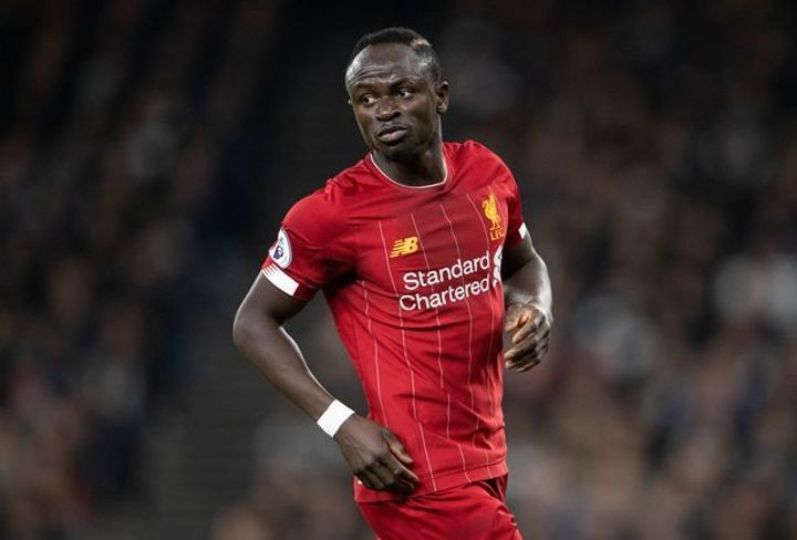'It's Mane's last year & he has to leave Liverpool for Barca or Madrid'