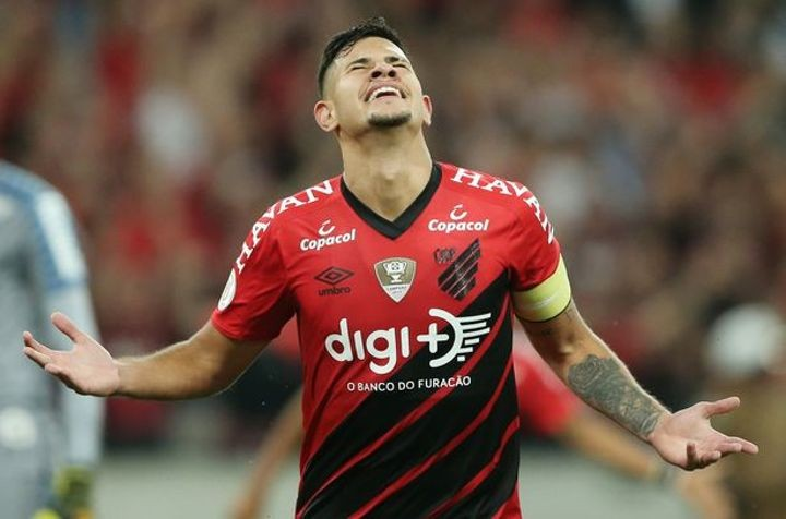 Arsenal 'being used' to draw up transfer interest in Paranaense star Guimaraes