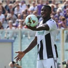 AMIENS approaching Udinese backliner OPOKU