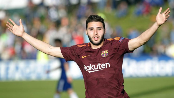 Setien looks to Barcelona B to find Luis Suarez's replacement