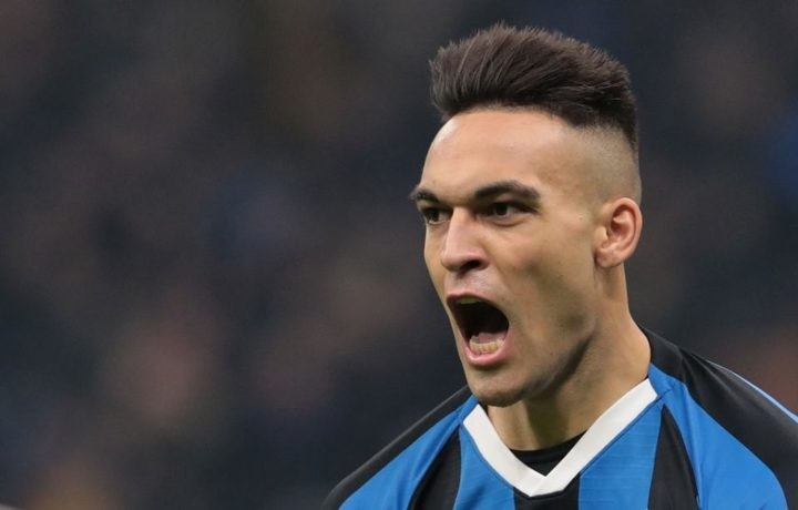 Lautaro: Rumours of Barca interest mean I'm doing well but I'm happy at Inter