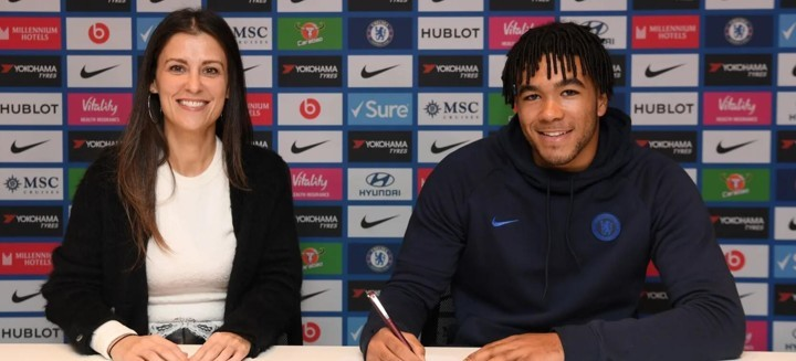 BREAKING: Chelsea sign new contract with 20-year-old Reece James until 2025