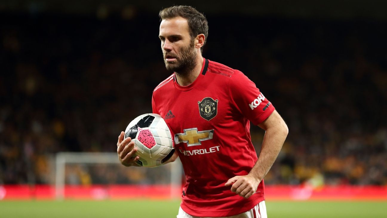 Liverpool success does not inspire Man United - Mata