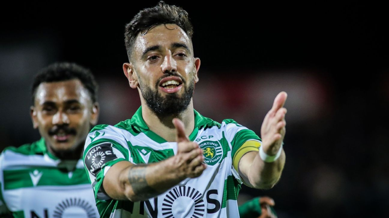 Man United to walk from Bruno Fernandes deal unless Sporting lower demands - sources