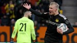 Haaland nets hat trick on Dortmund debut win, inspiring comeback from 3-1 down