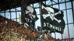 German club St. Pauli badge on UK anti-terrorism guide under ' Left Wing Signs & Symbols Aid'