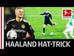 Erling Haaland's Hat Trick on BVB Debut | Dream Start for Dortmund