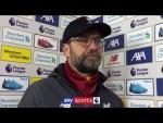 """I was relieved when Mo scored!"" | Jurgen Klopp on Liverpool's win over Man Utd"