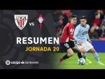 Resumen de Athletic Club vs RC Celta (1-1)