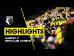 WATFORD 0-0 TOTTENHAM HOTSPUR | EXTENDED HIGHLIGHTS