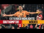 JIMENEZ BREAKS WOLVES' SCORING RECORD | Southampton 2-3 Wolves | Extended Highlights