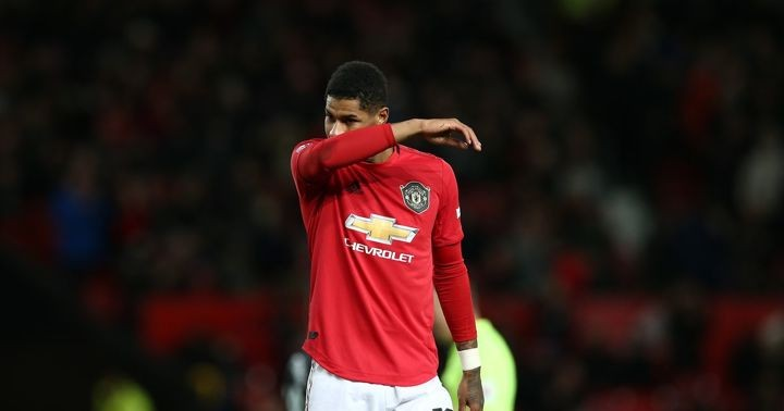 Van Persie warns Man Utd not to rush Rashford following his back injury