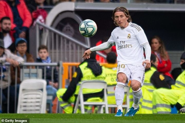 Inter line up Modric bid as Conte 'insists' on a move (Sport)
