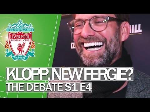 IS KLOPP THE NEW FERGIE? | Hayters TV The Debate | Episode 4