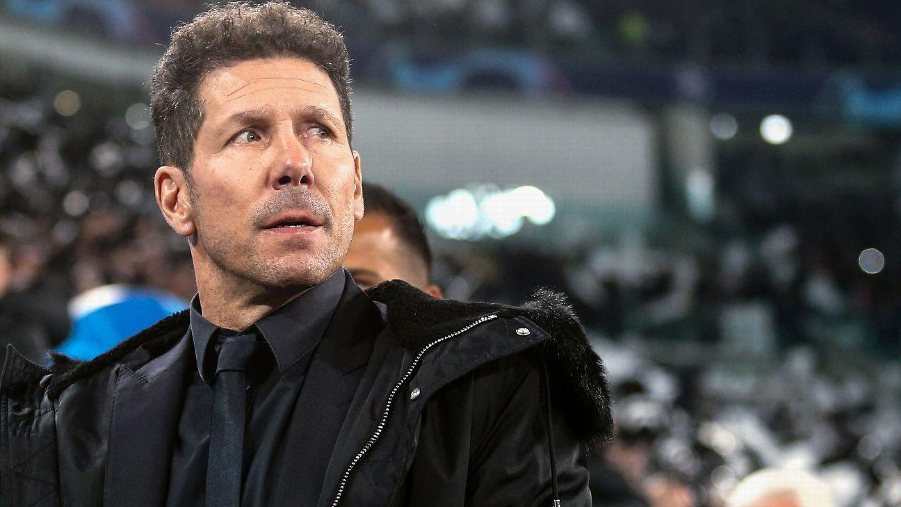 Atletico Madrid CEO backs Diego Simeone after Copa del Rey crisis