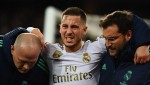 Eden Hazard Sets Date for Real Madrid Comeback as He Nears Return From Injury