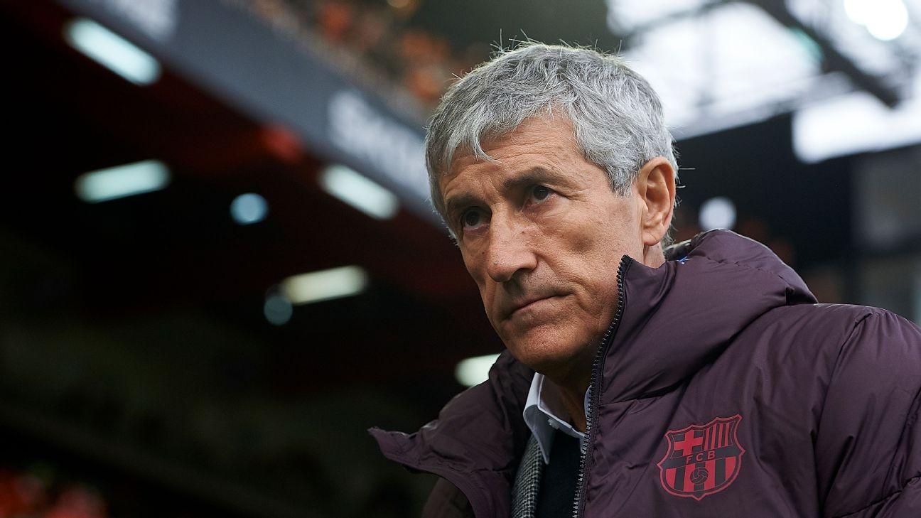Barcelona, Setien regress at Valencia. PLUS: Kobe the soccer fan, Juve's loss, Klopp's right to play the kids