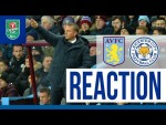 'It Hurts, But We'll Recover' – Brendan Rodgers | Aston Villa 2 Leicester City 1 (Agg: 3-2)