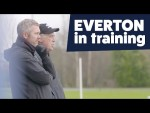 ANCELOTTI CASTS EYE OVER WOMEN'S TRAINING | PREPARATIONS FOR GOODISON DERBY STEP UP
