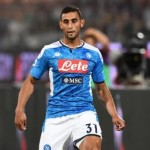 NEWCASTLE having a run at Napoli surplus GHOULAM