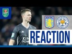 'Not The Result We Wanted' – Jonny Evans | Aston Villa 2 Leicester City 1 (Agg: 3-2)