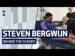BEHIND THE SCENES | STEVEN BERGWIJN SIGNS FOR SPURS