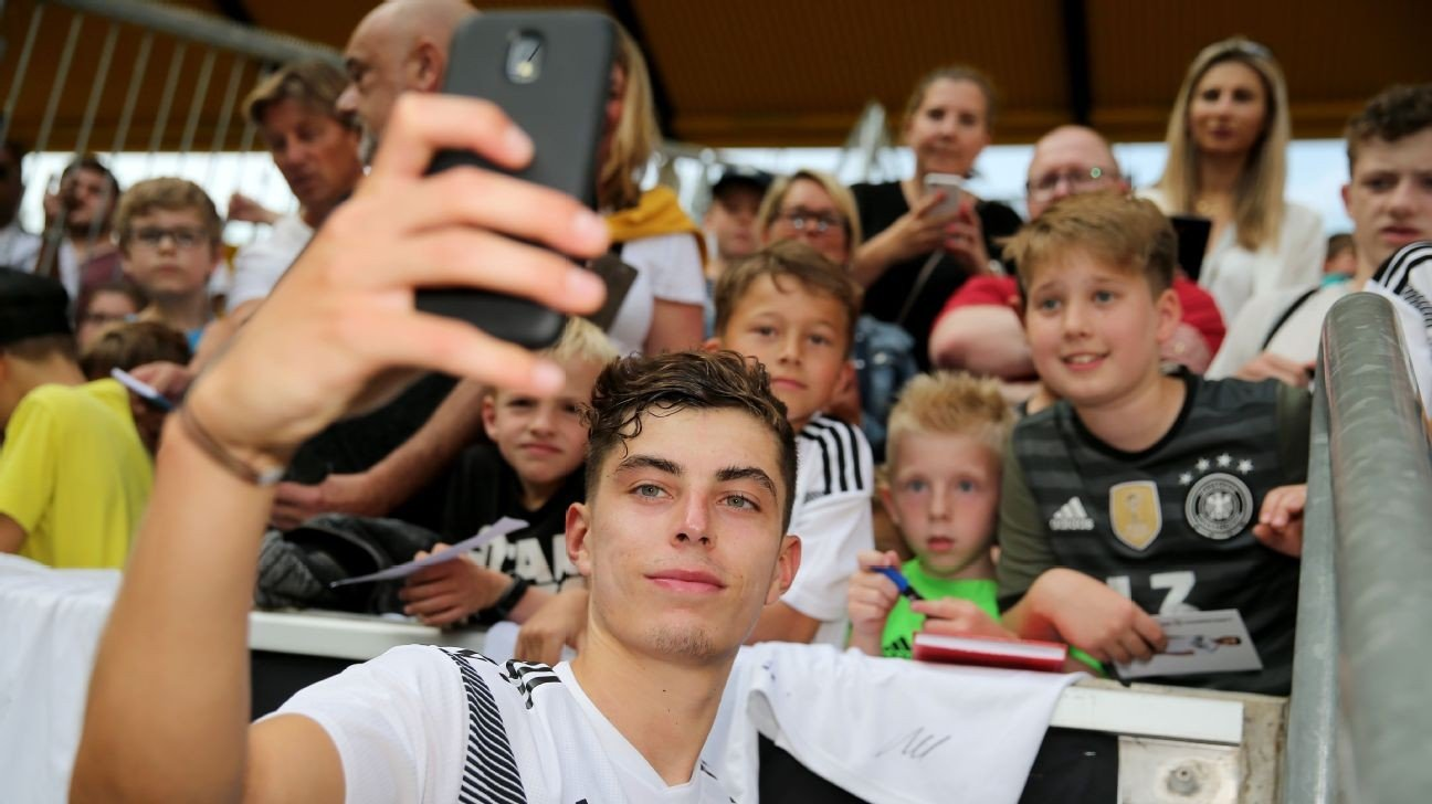 Kai Havertz became a star at Bayer Leverkusen but everyone knows he's destined for something bigger