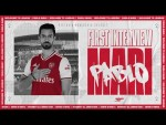 THE FIRST INTERVIEW | Pablo Mari speaks after becoming a Gunner!