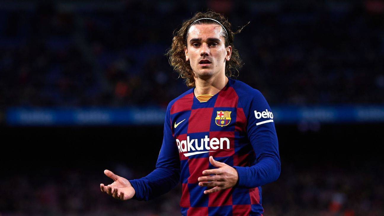 Barcelona failed, spectacularly, to sign a striker. But do they really need one with Griezmann around?
