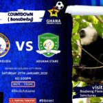 2019/20 Ghana Premier League: Week 6 Match Preview — Berekum Chelsea v Aduana Stars