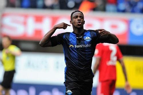 Christopher Antwi-Adjei opens league account as SC Paderborn dispatch Freiburg