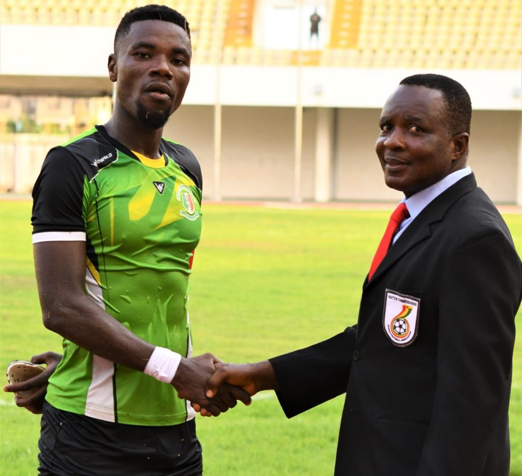 Bottom-club King Faisal to swoop for ex-Kotoko defender Abeiku Ainooson and four stars