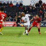 Swansea City star Andre Ayew hails youngsters Rhian Brewster and Conor Gallagher after Wigan win