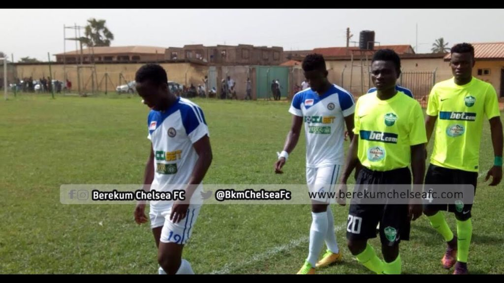 2019/20 Ghana Premier League: Week 4 Match Preview- Berekum Chelsea vs Dreams
