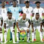 Breaking News: Ghana handed easy 2022 World Cup qualifying group, to play South Africa and Zimbabwe