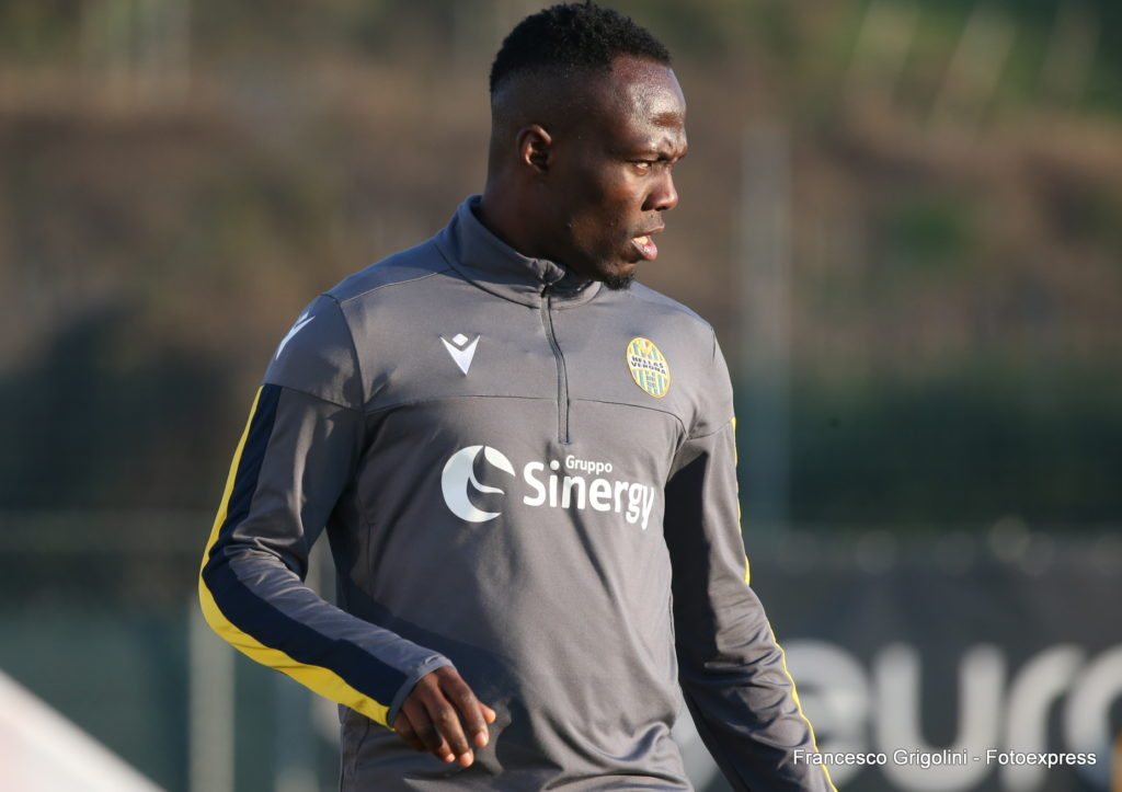 Massive boost for Ghana as Emmanuel Agyemang Badu returns to mark Hellas Verona debut after health scare