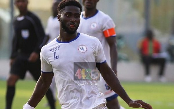 Our aim is to finish the league unbeaten - Berekum Chelsea defender