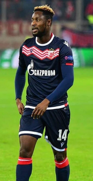REVEALED: Serbian giants Red Star rebuffed €2m offer for Ghana striker Boakye-Yiadom