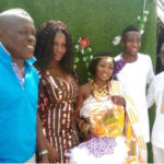 Asante Kotoko goalie Felix Annan marries Francisca Yeboah in private ceremony