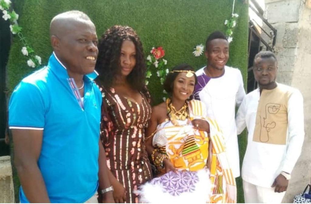 Asante Kotoko goalie Felix Annan marries Francisca Yeboah in ...