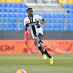 Carl Davordzie scores first league goal for Parma after injury return