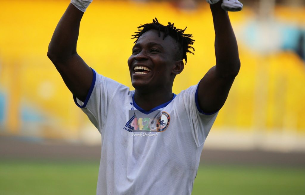 Berekum Chelsea set season's record with two straight away wins- against Hearts and Kotoko
